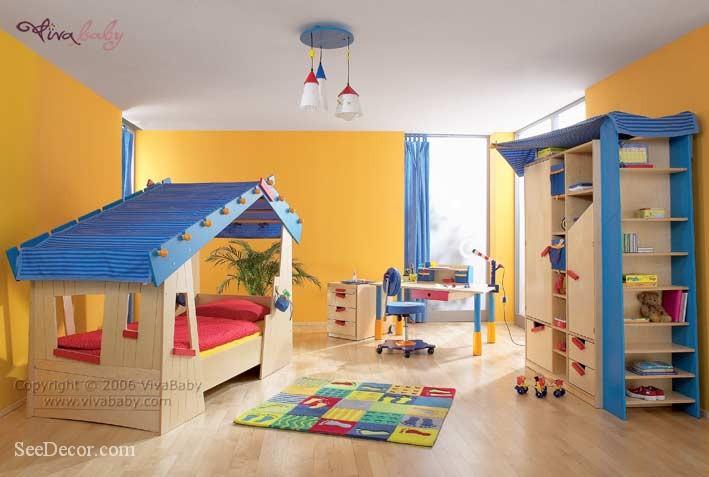 غرف نوم للاطفال 24110110