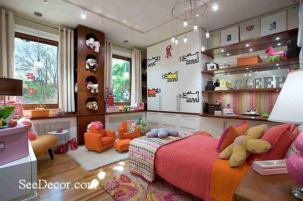غرف نوم للاطفال Kidroo10