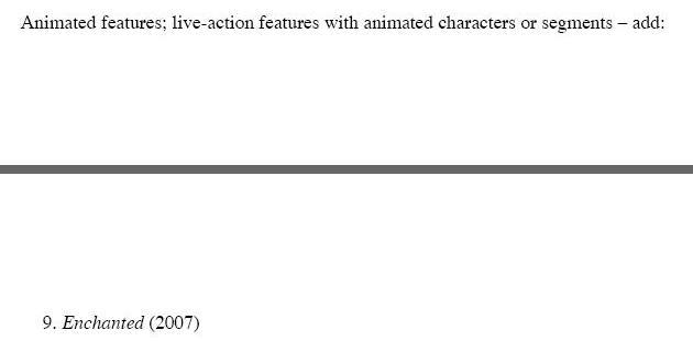 Grands Classiques Disney, quelle est la liste officielle ? Enchan11
