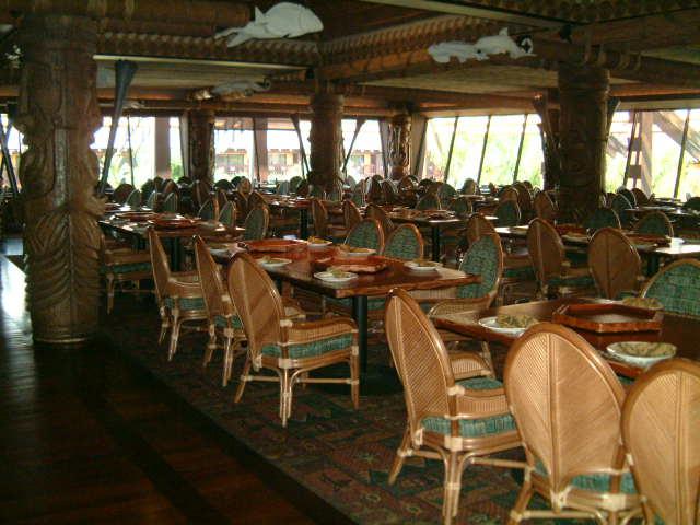 [Disney's Polynesian Resort] Tambu Lounge & 'Ohana Ohana10