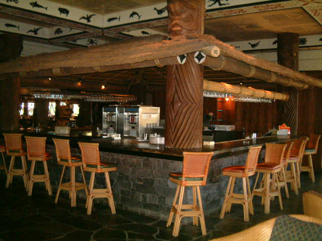 [Disney's Polynesian Resort] Tambu Lounge & 'Ohana Tambu10
