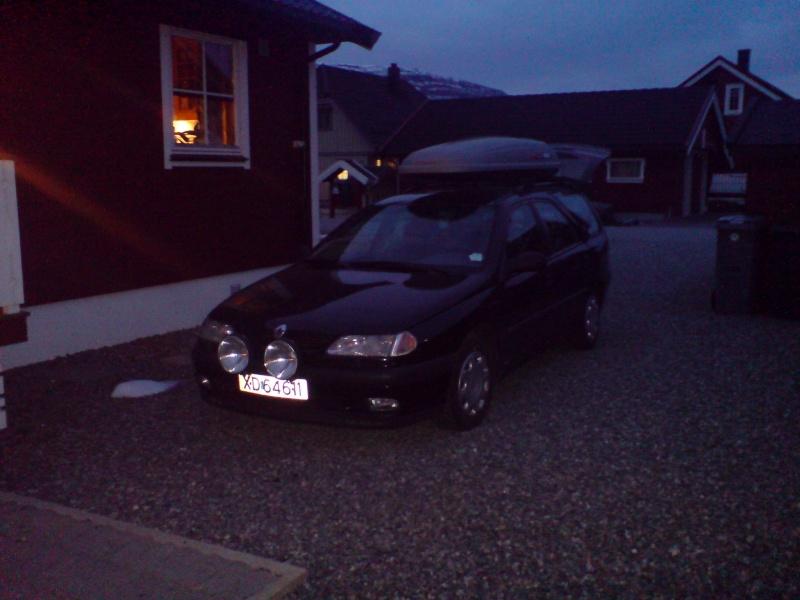 Bilene våre Dsc00910