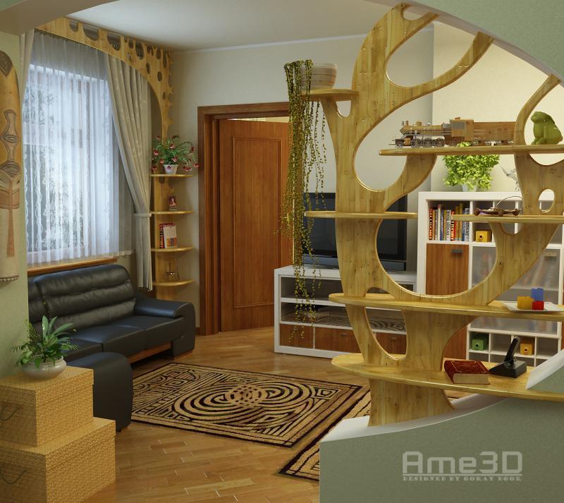 Дом Дженифер Джероу Living11