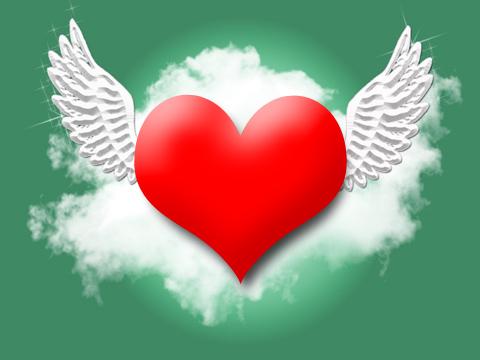 Картинки за любов, цветя и всяко нежно чуство Heart510