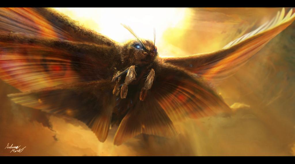 Godzilla - 2016 & Beyond Mothra10