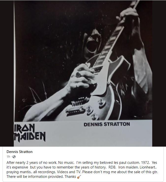 Iron Maiden - Senjutsu (2021) - Página 15 Screen32