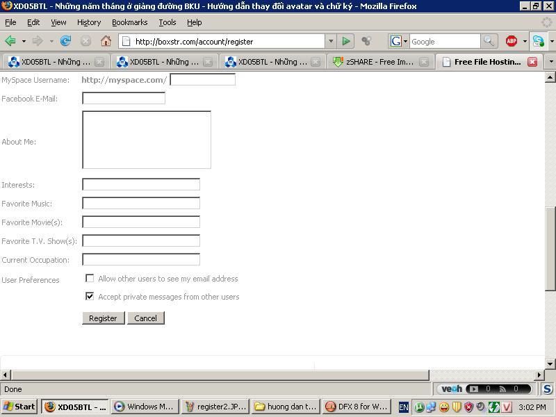 default Cách post file lên diễn đàn Regist12