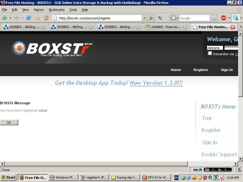 default Cách post file lên diễn đàn Regist14
