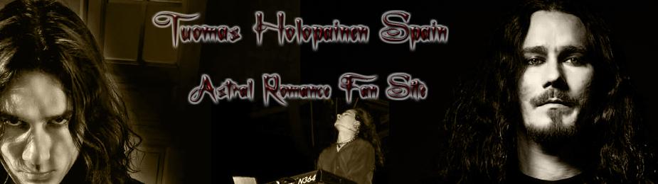 Tuomas Holopainen Spain