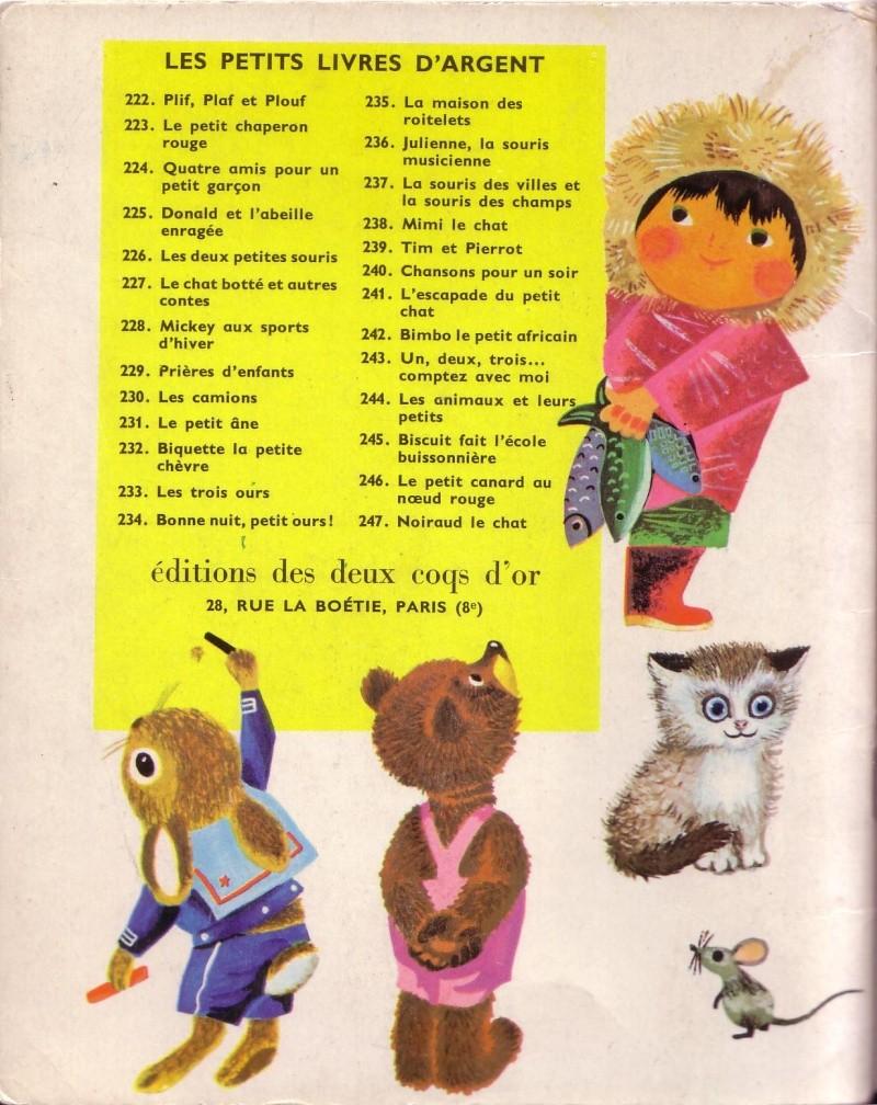 Petit livre d'argent Deux Coqs d'Or illustrés par PAUL DURAND Save0016