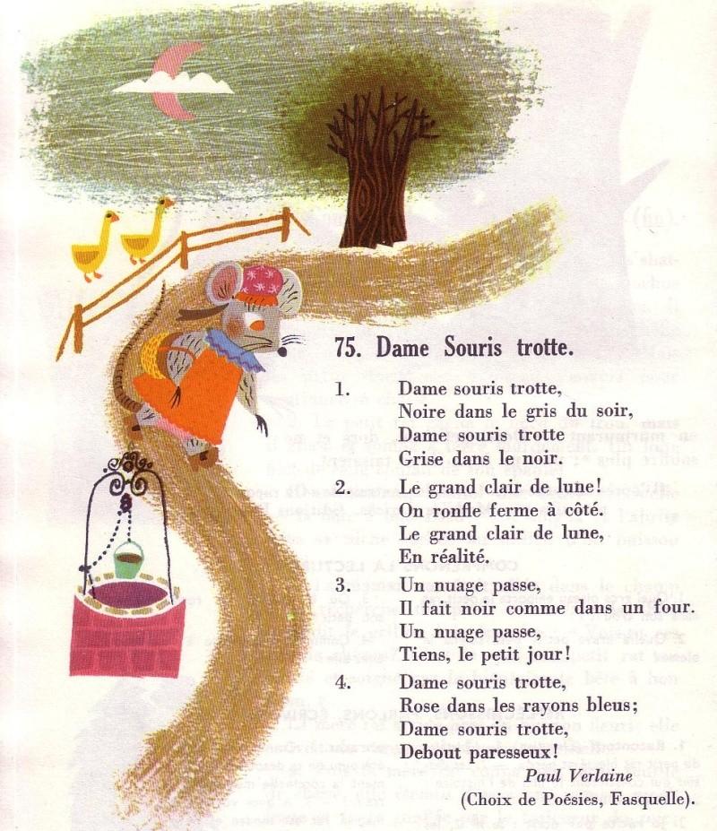 Les petites souris dans la littérature enfantine Save0219