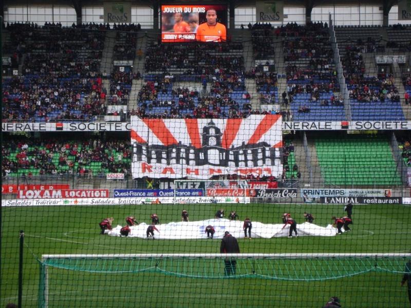L1 / J.8 : Rennes - Lyon Uk081010