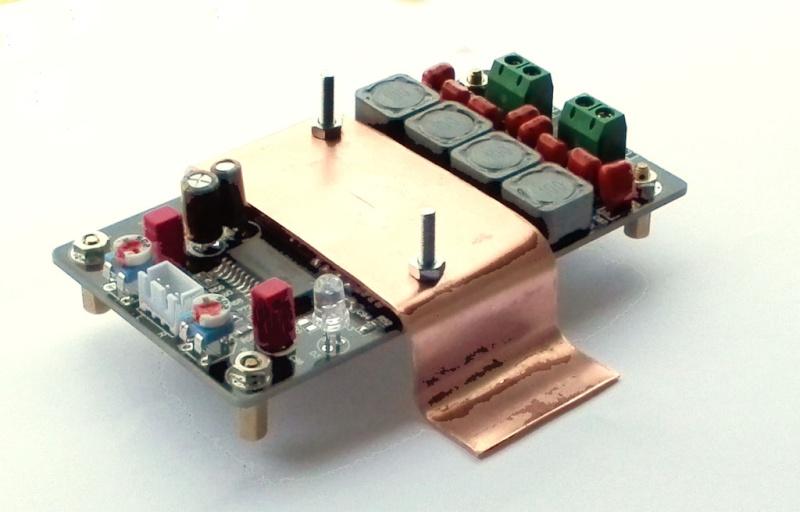 modifiche - Il micro LT-50 TK2050 a 16 Euro su Ebay,  modifiche e considerazioni varie Dissi_10