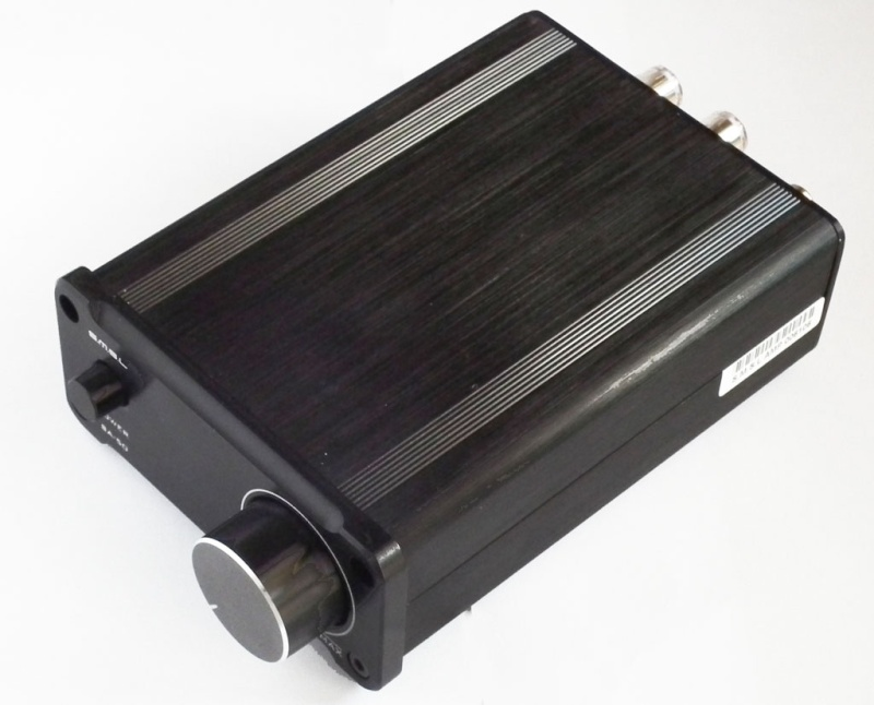 SMSL SA-50 50Wx2 Amplificatore con TDA7492 Misure e grafici Estern10