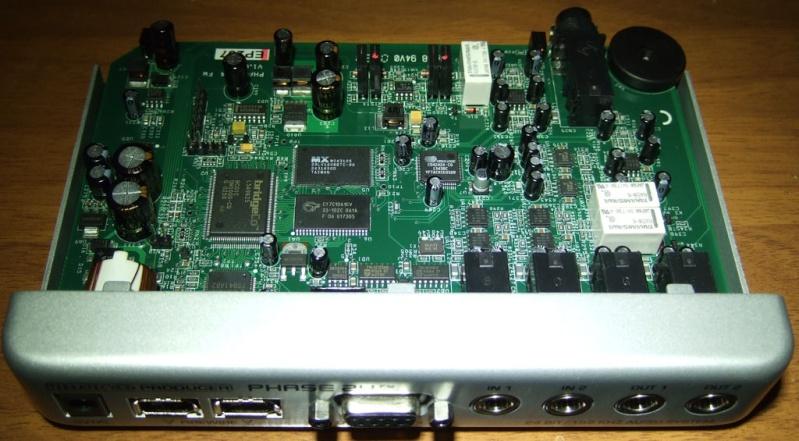 DAC Terratec Phase 24 Firewire 24Bit / 192KHZ a circa 30 Euro su Ebay Insiem10