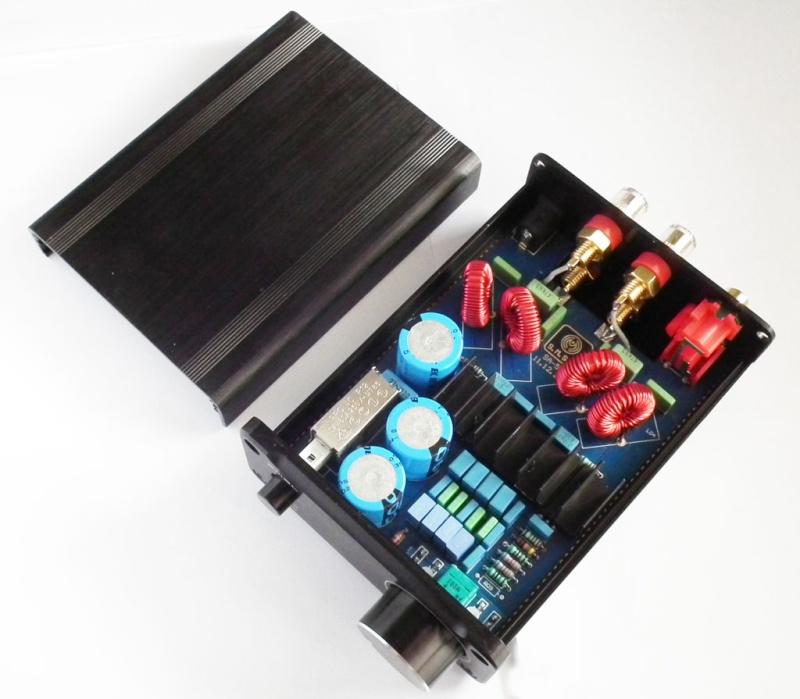 SMSL SA-50 50Wx2 Amplificatore con TDA7492 Misure e grafici Intern13