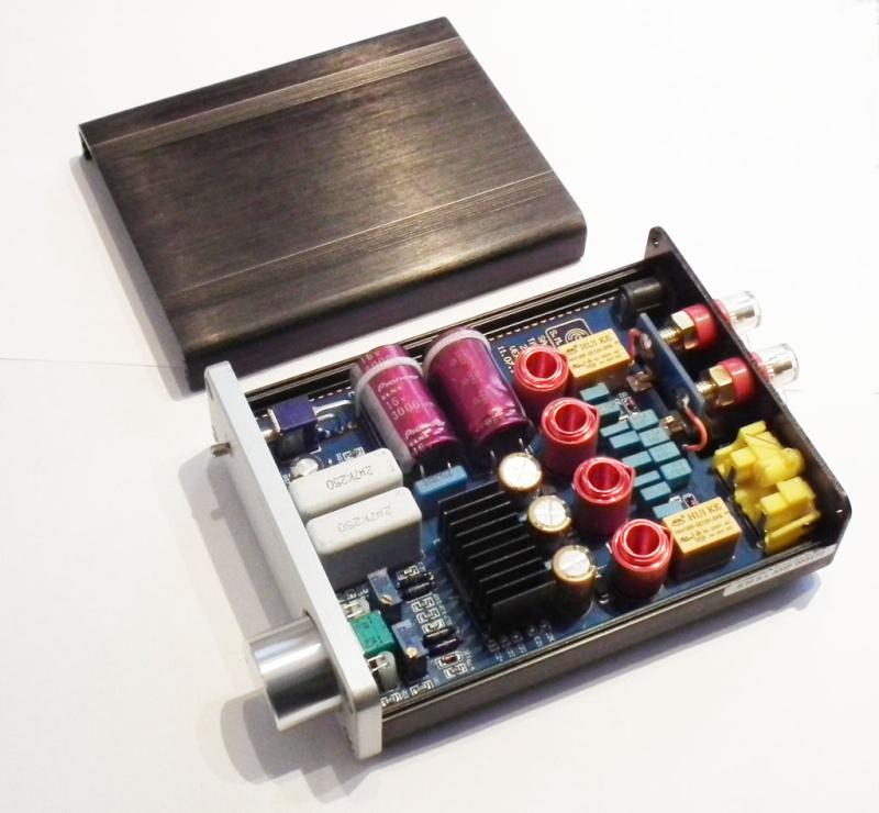 SMSL SA-S3 amplificatore con Tripath TA2021 test e misure - Pagina 3 Intern14