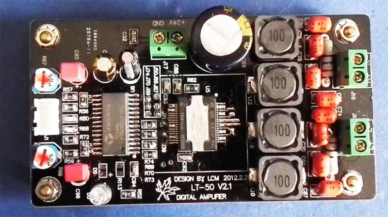 modifiche - Il micro LT-50 TK2050 a 16 Euro su Ebay,  modifiche e considerazioni varie Uno10