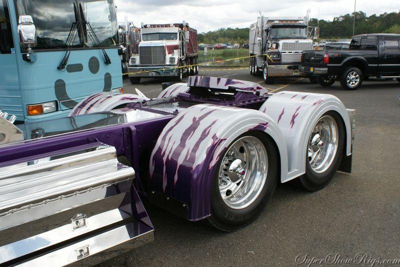 kenworth W900 de Brians Jones New Jersey. 0073210