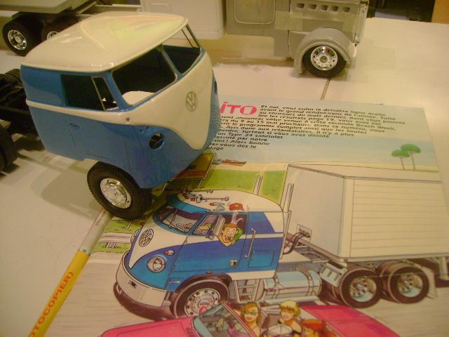truck combi vw fantom. 113