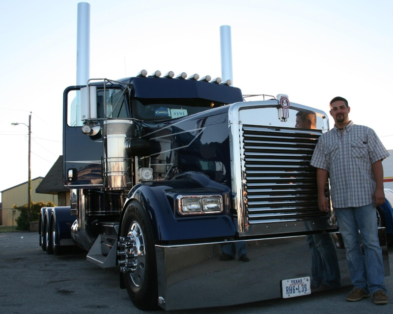 kenworth W900L de Randy Supak Texas. 28925710