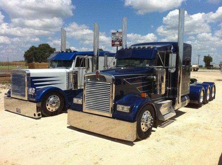 kenworth W900L de Randy Supak Texas. 38612_10