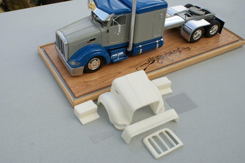 pieces resines pour trucks. A1210