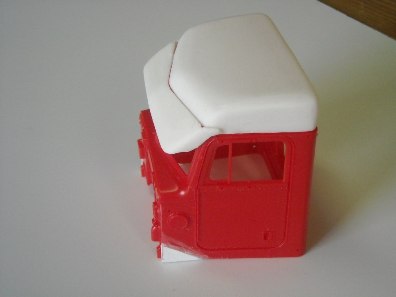 pieces resines pour trucks. A210