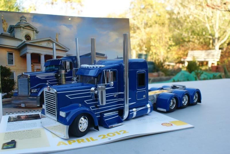 kenworth W900L de Randy Supak Texas. Dsc06618