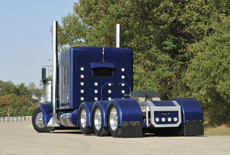 kenworth W900L de Randy Supak Texas. Novcvr12