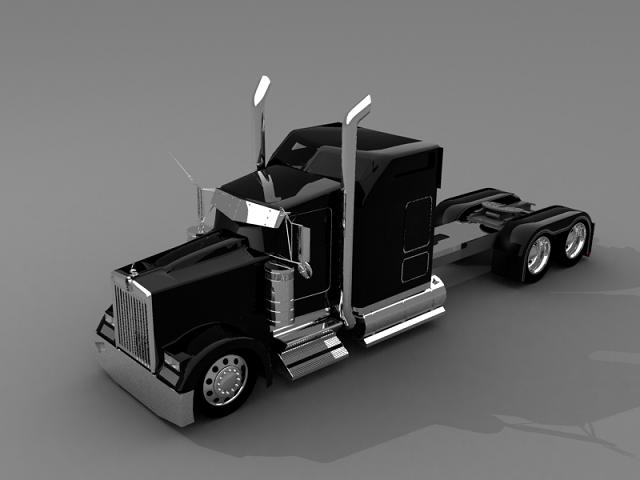 truck 3D Outlaw10
