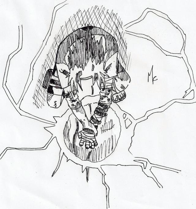 Meus desenhos à mão =D Digita41