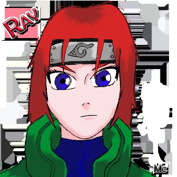 Veja uma ficha de personagem Ray10