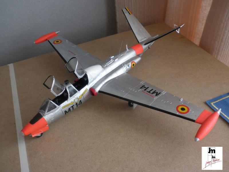 Un Siècle d'aviation militaire belge au 1/48 Photo169