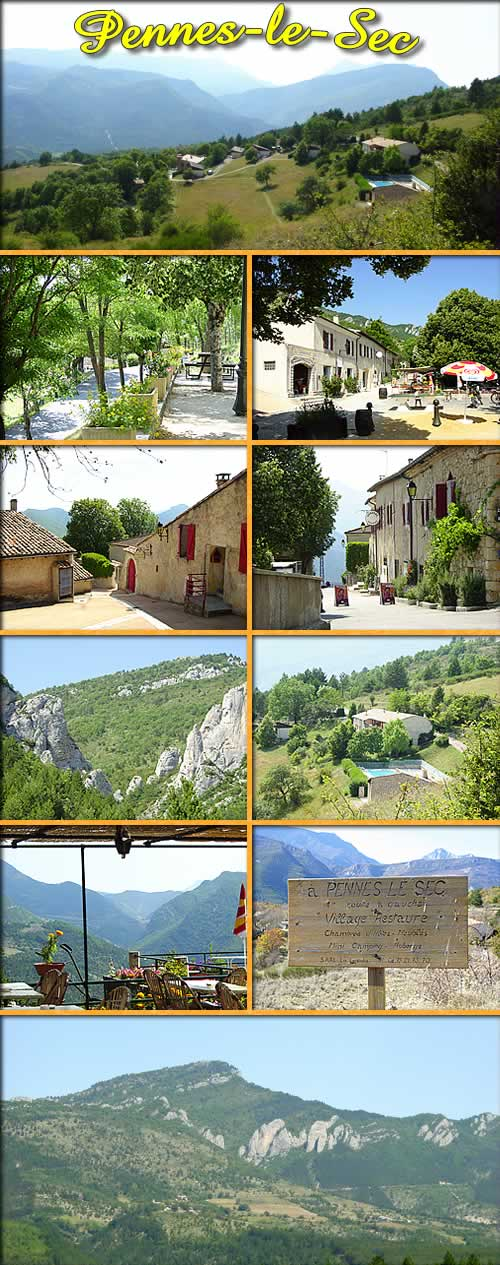 La Motte Chalancon . Compo111