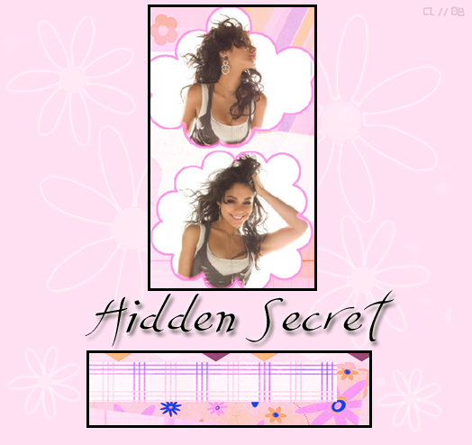 « Hidden Secret  »