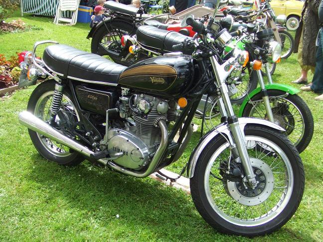 Photos des motos vues ou rencontrées sur la route ! Caux2059