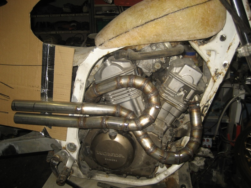 Honda RS 750 15-04-12