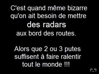 Les radars ??? 12