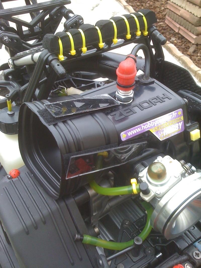 Extracteur  d'air chaud moteur  Img_1212