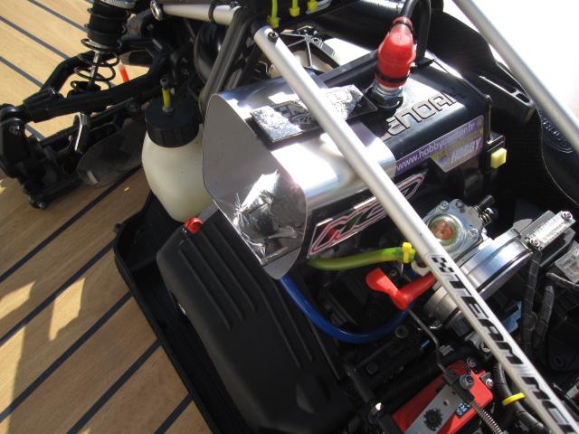 Extracteur  d'air chaud moteur  Img_7915