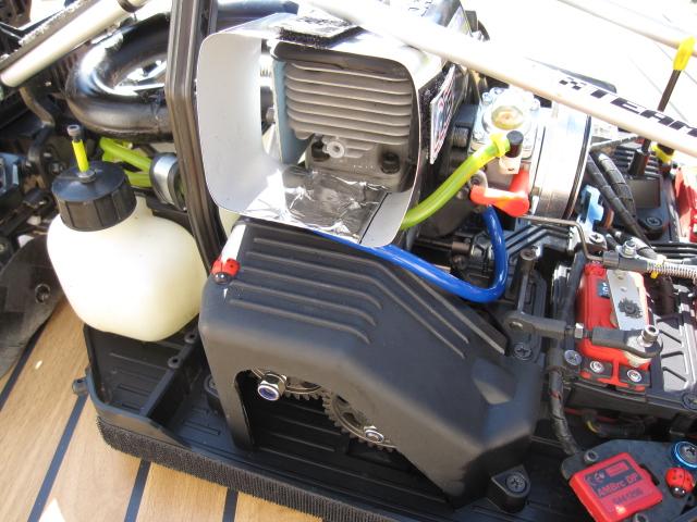 Extracteur  d'air chaud moteur  Img_7916