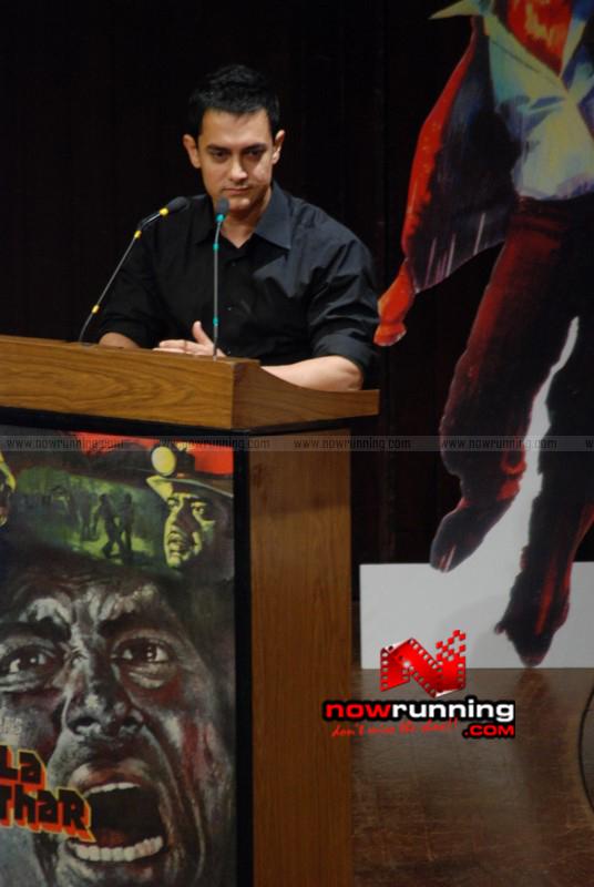 Aamir Khan dévoile la nouvelle biographie de Big B Dsc_7211