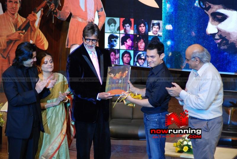 Aamir Khan dévoile la nouvelle biographie de Big B Dsc_7311