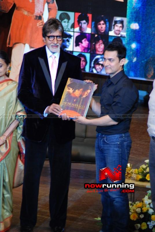 Aamir Khan dévoile la nouvelle biographie de Big B Dsc_7312