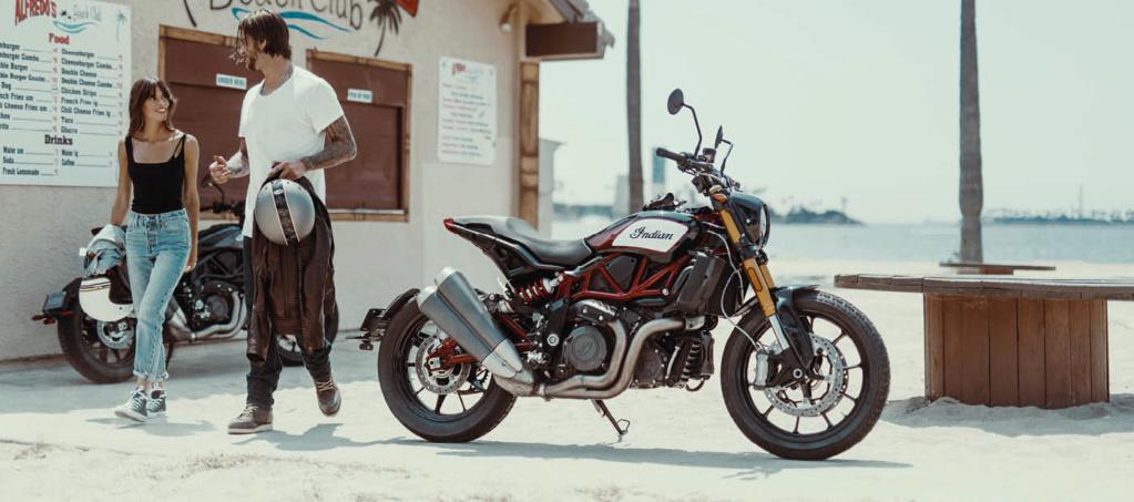 Indian FTR1200 Ftr10