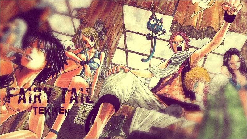 Fairy Tail Tekken