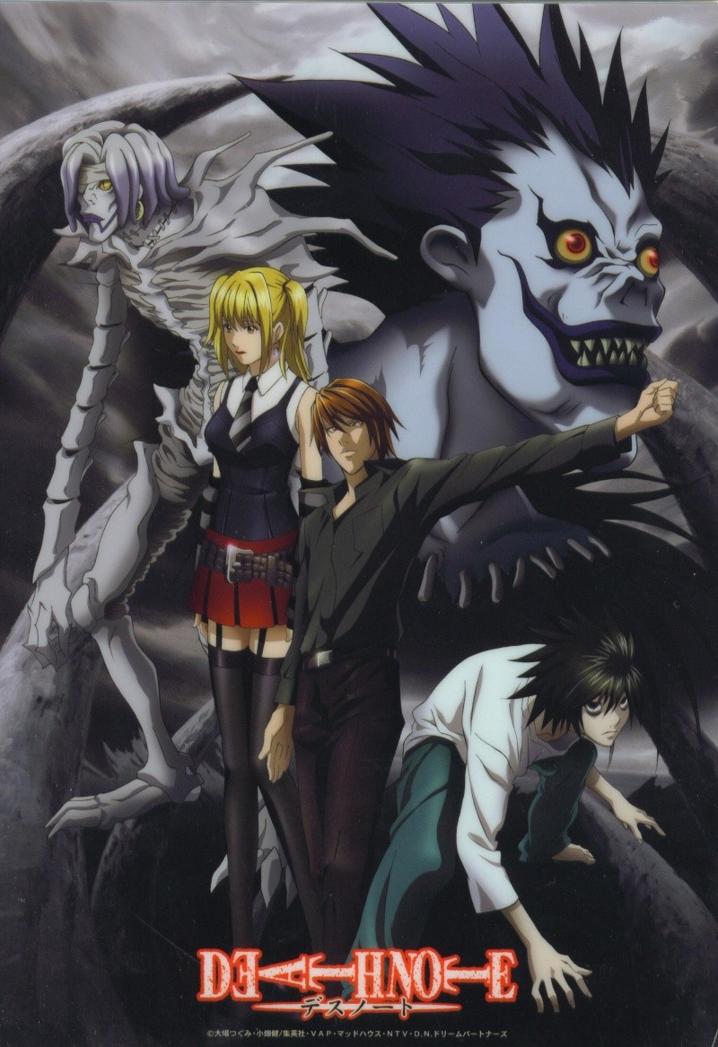 All Death Note Episode (m3 tarjameeh) Death-12