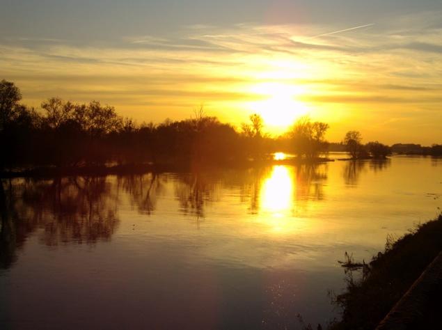 La Loire un soir d'automne Screen59