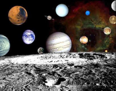 صور كواكب ونيازك Solars10